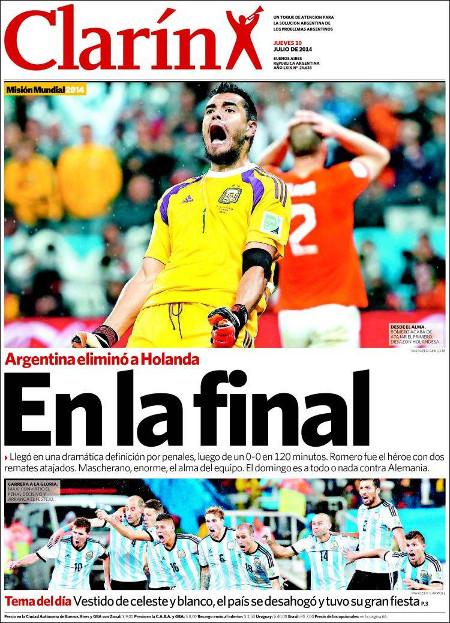 argentinaenlafinal