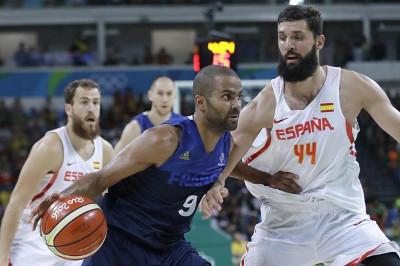rio-espana_francia_baloncesto